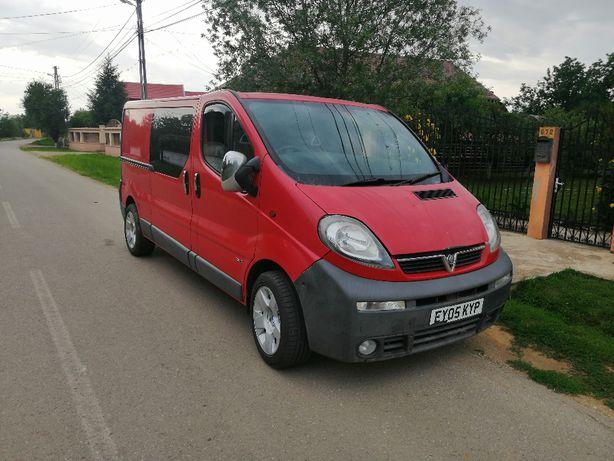 Dezmembrez Opel Vivaro 2001 - 2008 2.5 CDTI cod motor G9U