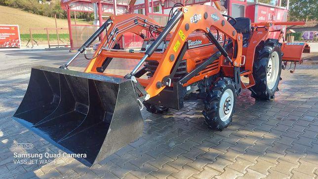 Tractoare Tractor Japonez Kubota 215 Cu incarcator frontal