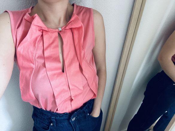Mango страхотна блуза топ S XS