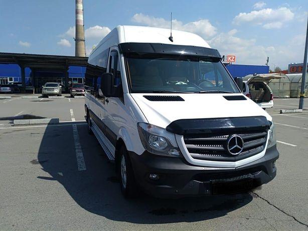 Прокат Аренда от 5000тг/час минивэн микроавтобус Спринтер Vclass Виана