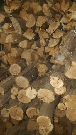 Дрова сухие в мешках карагач тополь