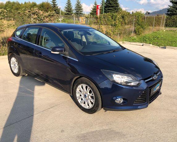 Ford Focus 1.6TDCi Titanium 2011 Km Certificați Ford *Rate 699lei/luna