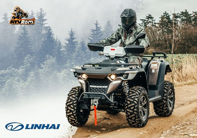 ATV-uri Linhai 2020/2021