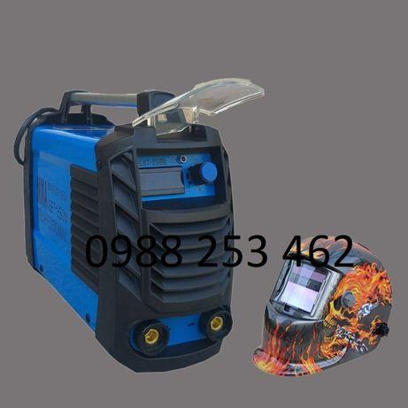 СОЛАРНА МАСКА + 250А МАХ Електрожен Инверторен дисплей + ръкавици