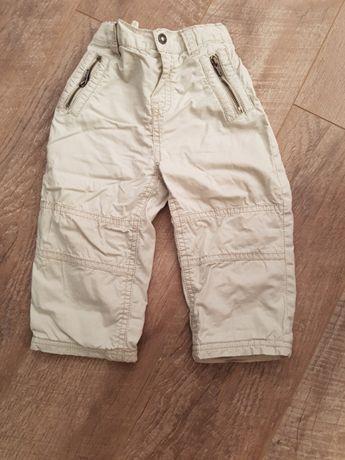 Pantaloni captusiti bebe Obaibi marimea 80 / 1 an
