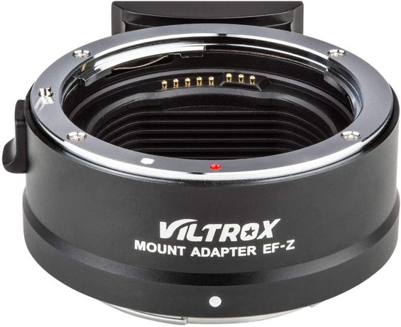Viltrox EF-Z Адаптер Canon EF и EF-S към Nikon Z