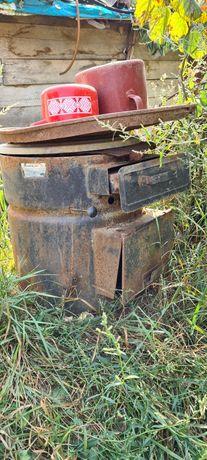 Soba pentru boiler pe lemne
