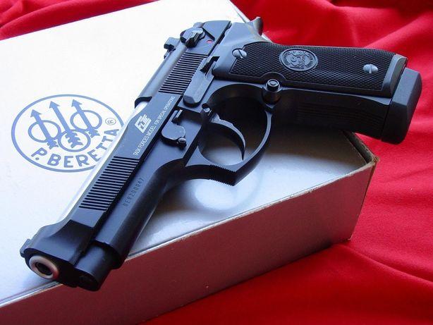 Pistol 4J *UNICAT*- CO2 //SUPER PUTERNIC,pusca+Munitie Bonus!Airsoft
