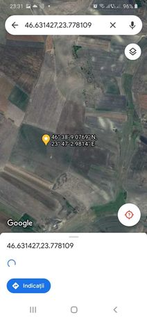 Vând teren extravilan agricol