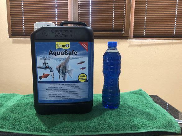 Tetra Aqua Safe 0.500 ml (имам количество)