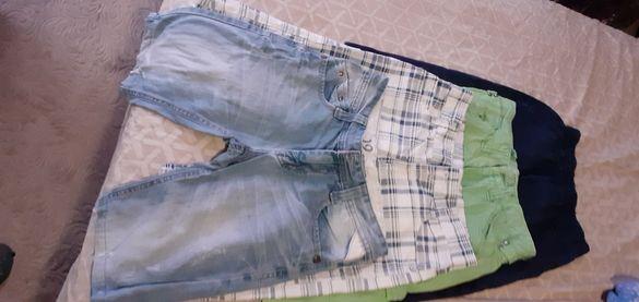 Лот от 4 броя панталони 146-152 размер