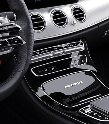 AMG емблема за Mercedes W213 W222 W205