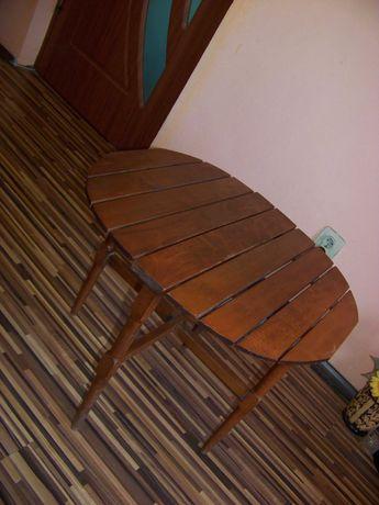Masa / masuta, RABATABILA pentru terasa, balcon, living sau sufragerie
