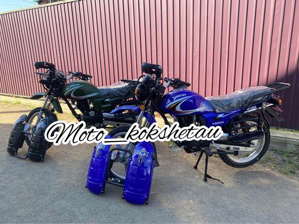 Новые мотоциклы без пробега 150, 200 кубовые в наличии