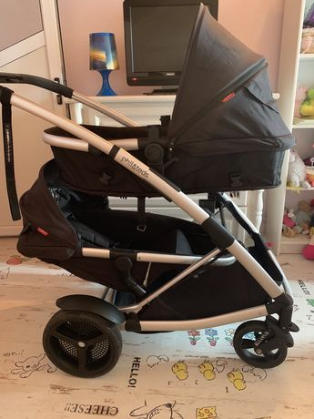 """Детска количка за близнаци """"phil&teds"""""""