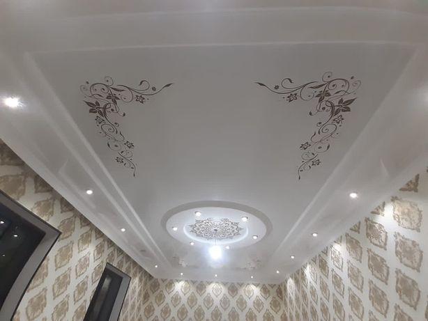 Натяжные потолки натяжной потолок