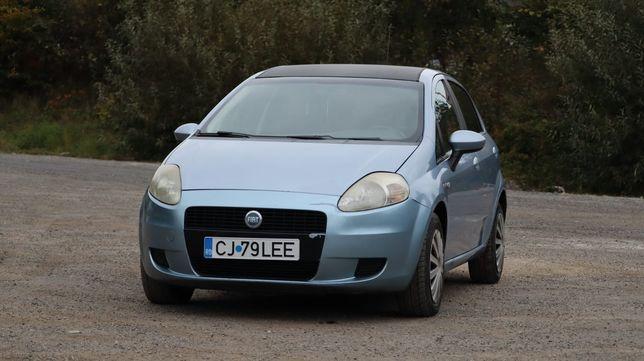 Vând Fiat Grande Punto