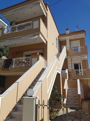 Апартамент Дора, 50м от плажа, 2 спални, 6 човека, Неа Перамос, Гърция