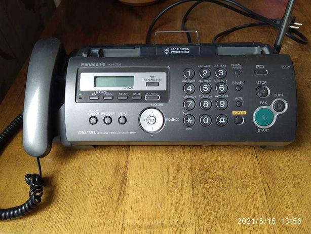 Телефон факс Panasonic KX-FC258