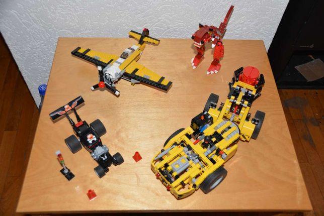Lego Creator,Minecraft, Technic ok