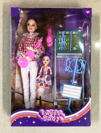 Кукла Sweet Baby со скрипкой новая