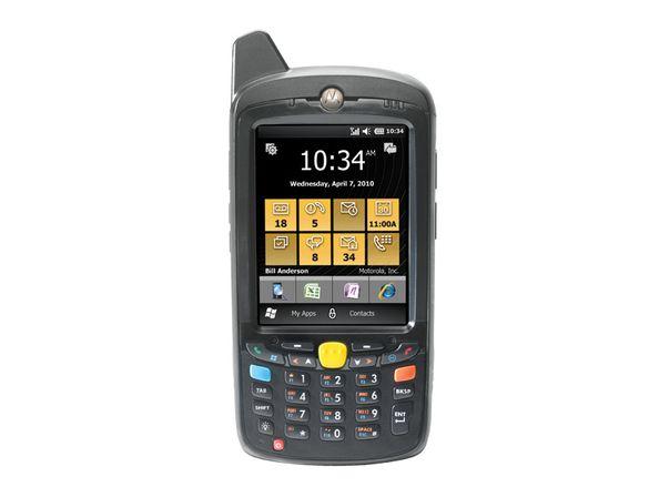 Мобилен терминал с баркод скенер Motorola MC65