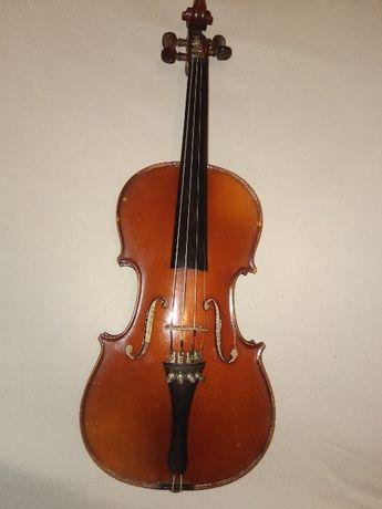 Френска цигулка ¾ Violin Mirecourt's Lutherie Artistique Louis Hecquin