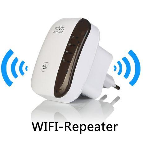 Удължител на сигнала WiFi Repeater репитер рутер повторител extender