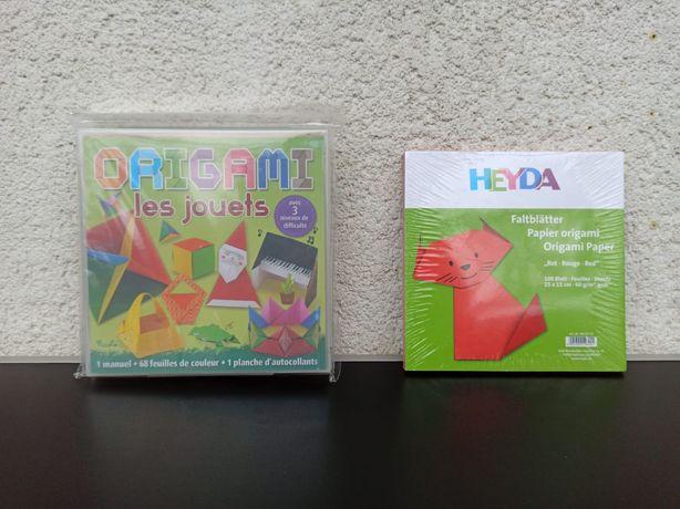 Carte set origami activități copii hârtie pentru împăturit abilități