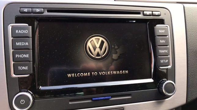 Hărți Rns 510 Oem Volkswagen Skoda Instalare, resoftare, Reparatii