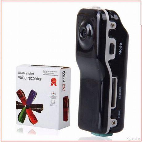 Мини-видеокамера Smallest Voice Recorder