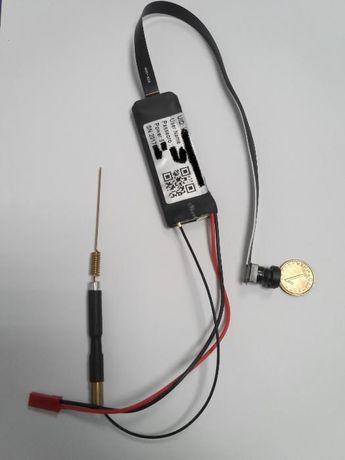 Шпионска мини камера с модул за отдалечено наблюдение през телефон