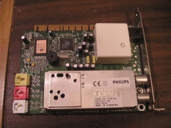 ТВ тунер Philips