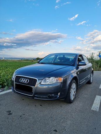 Vând Audi A4, 2005, benzina 2l