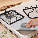 Протектор подложка за газов котлон на печка предпазен комплект 4 броя