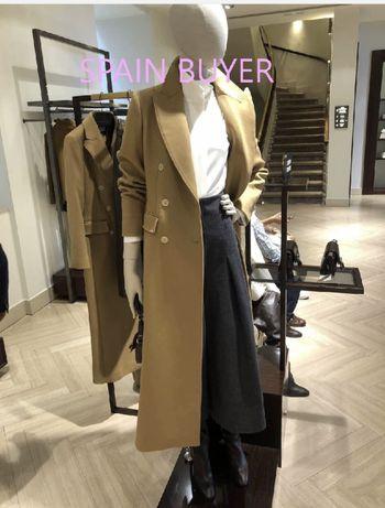 Massimo Dutti женское пальто
