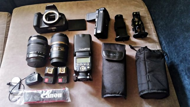 Kit Full Canon EOS 650D / Rebel T4i