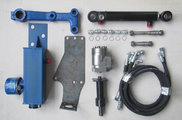Комплект преоборудване ЮМЗ с помпа-дозатор и цилиндър