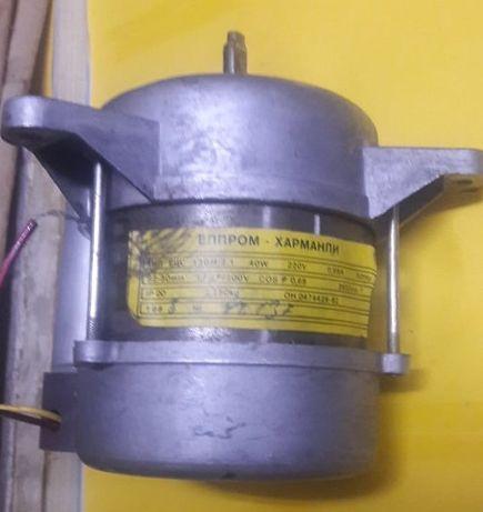 Електромотор - монофазен - 220 V 3000 оборота 40 W