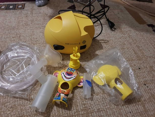 Inhalator Pari JuniorBoy S pentru copii