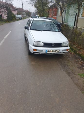 Vw golf III syncro