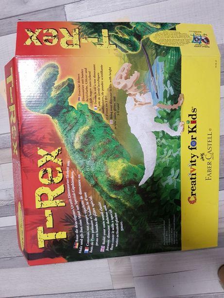 T-rex,joc creativ pt copii 10+