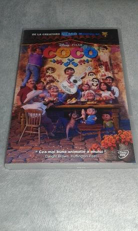Disney - Coco desene animate dublate in limba romana
