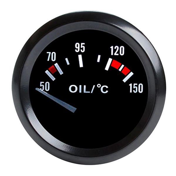 Измервателен уред температура масло тип VDO 52мм тунинг уреди уред гр. Стара Загора - image 1