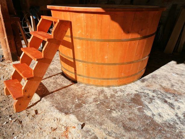 Ciubăr complet din lemn