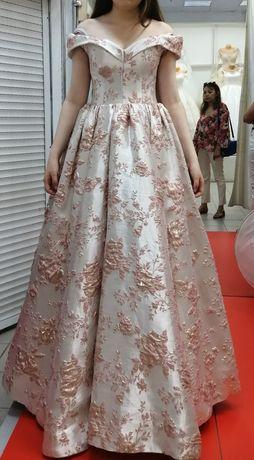 платье на выпускной, узату, свадьбу