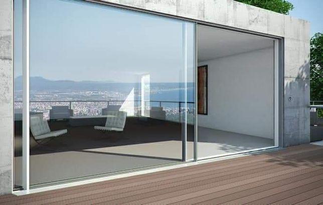 Uși&ferestre aluminiu