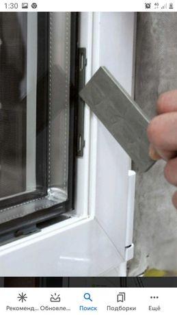 Ремонт пластиковых и алюминиевых окон качественно!