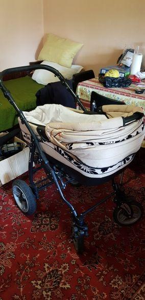 Детска количка Adbor Marsell 3 в 1