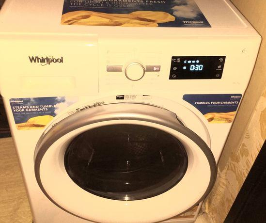 Whirlpool пералня със сушилня
